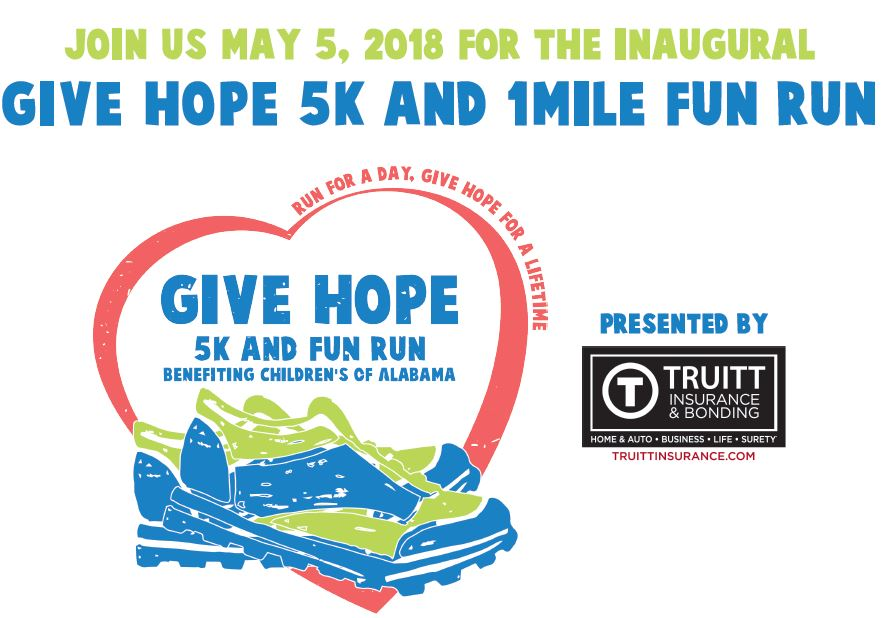 Children's Give Hop Run May 2018